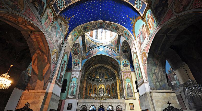 Картинки по запросу храма Сиони в тбилиси